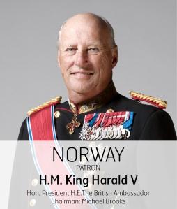 King Harald