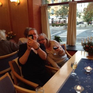 Hanne and Elisabeth