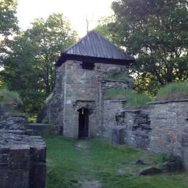 Hovedøya - Monastery