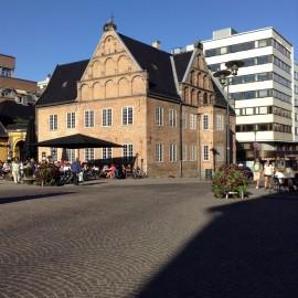 Rådmannsgården, 17th century