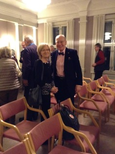 Richard Herrmanns daughter with Frode Havekamp.