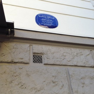 Sonja Henie lived here in Thomas Heftyes gate 52