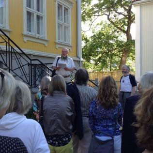 Knut Are Tvedt at Schafteløkken