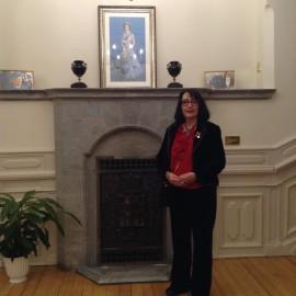Sybil at the Embassy